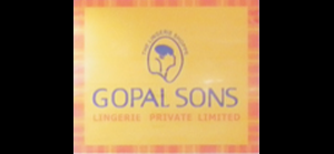 Gopal Sons Lingerie Pvt Ltd