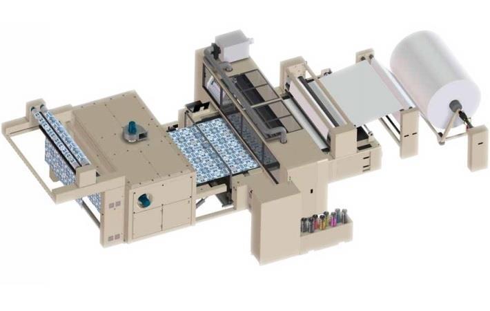 EFI Reggiani is ready with an environment friendly digital inkjet technology