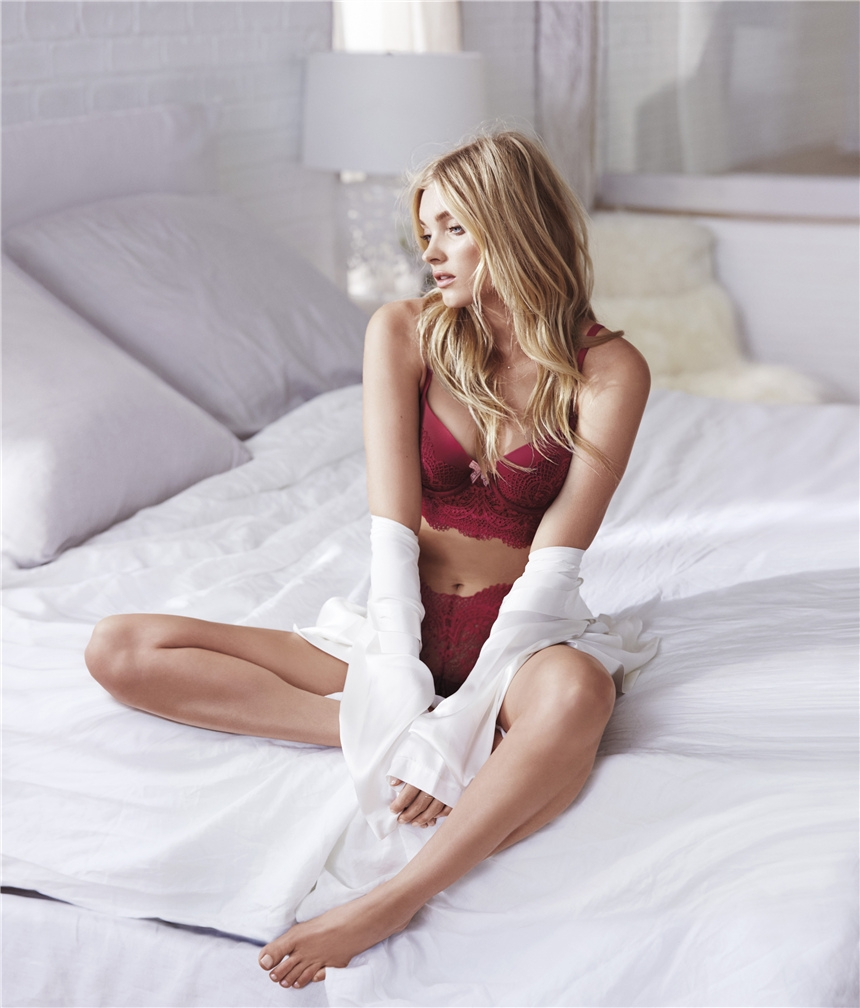 Victoria's Secret New 'Easy' Lingerie Collection