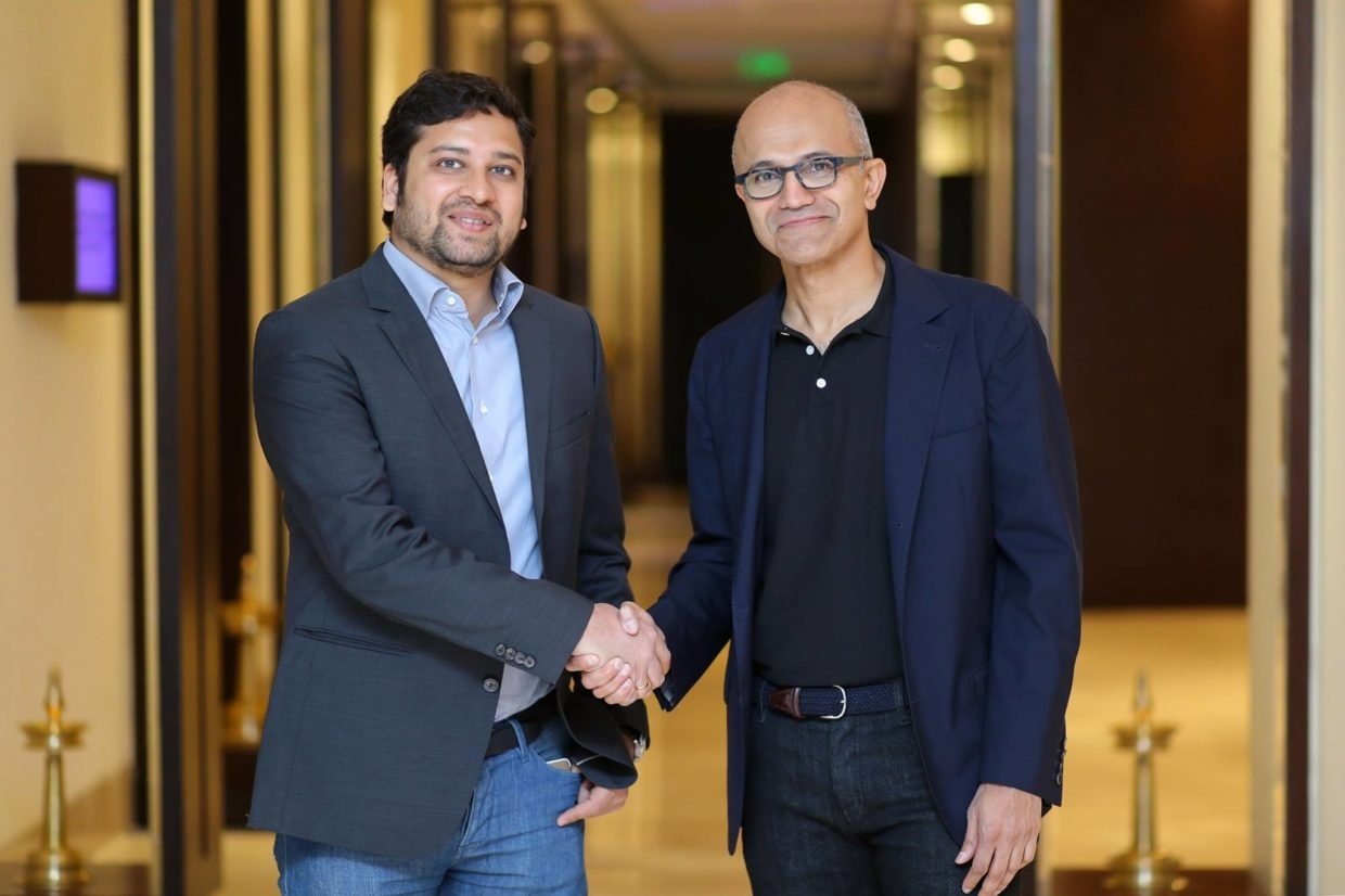 Flipkart signs Microsoft Azure as its exclusive public cloud platform