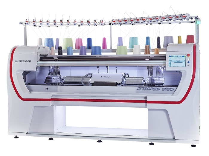 Steiger introduces innovative Stitch Lab