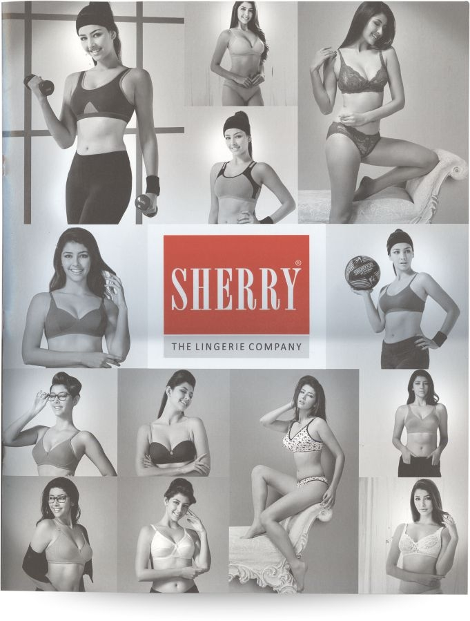 Sherry's New Catalogue Is Sexy By Nature