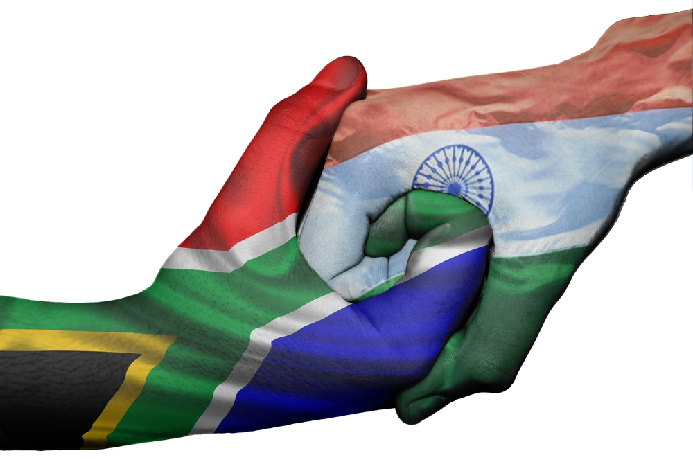 India Seems To Grow It's Textile Market in South Africa