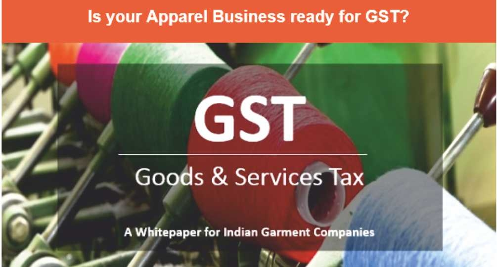 Preparedness  Required By TEXTILE Industry For Implementing of GST By 01-July 2017