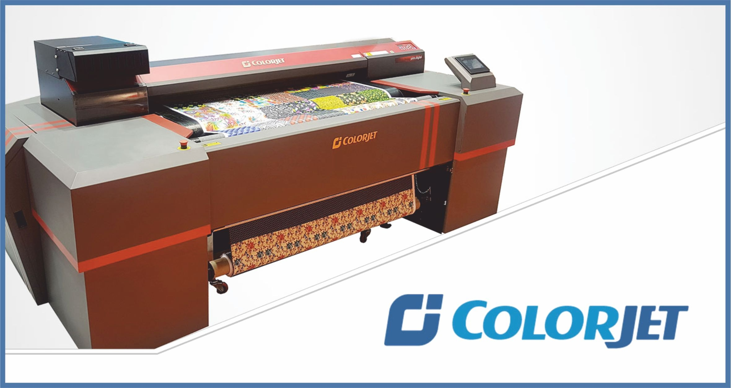 Colorjet to display TXF at Heimtextil India