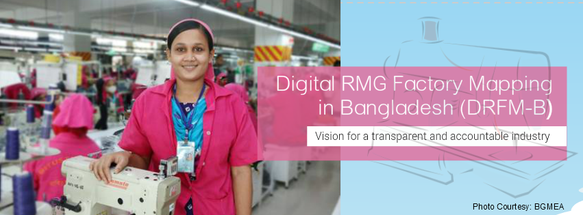 Bangladesh does digital RMG factory mapping