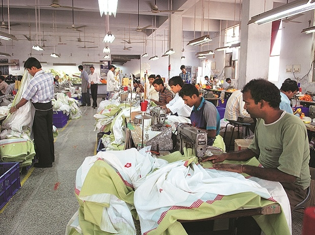 Estimated de-growth of India's apparel exports to be 4-5 per cent