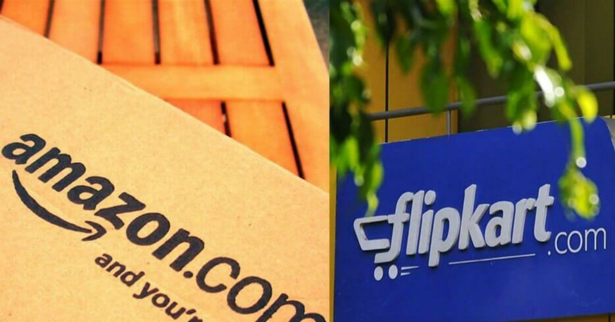 Amazon and Flipkart ensures that the brands bear their own discount costs