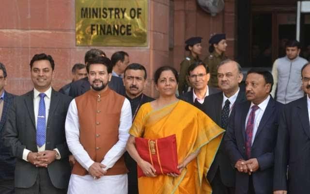 FM Nirmala Sitharaman allocates Rs 1,480 Cr for National Technical Textile Mission