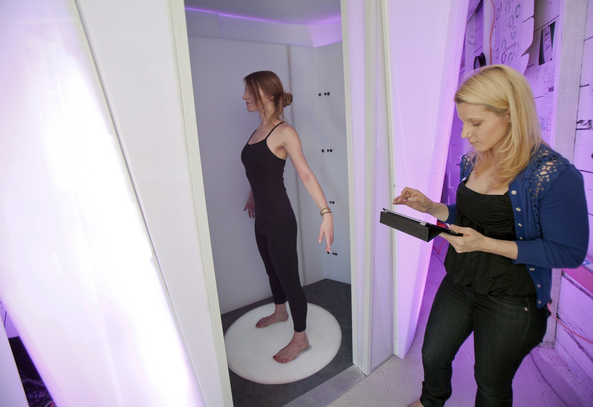 The Forefront of fashion revolution : Body Scanners