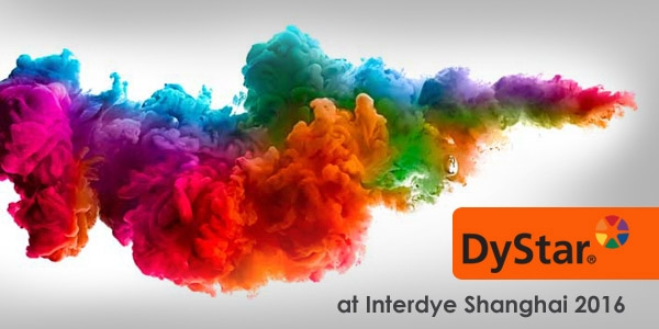 DyStar® launched Cadira reactive at interdye Shanghai