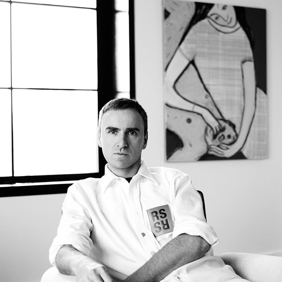 Dior's Raf Simons Gets Appointed The Chief Creative Officer For Calvin Klein