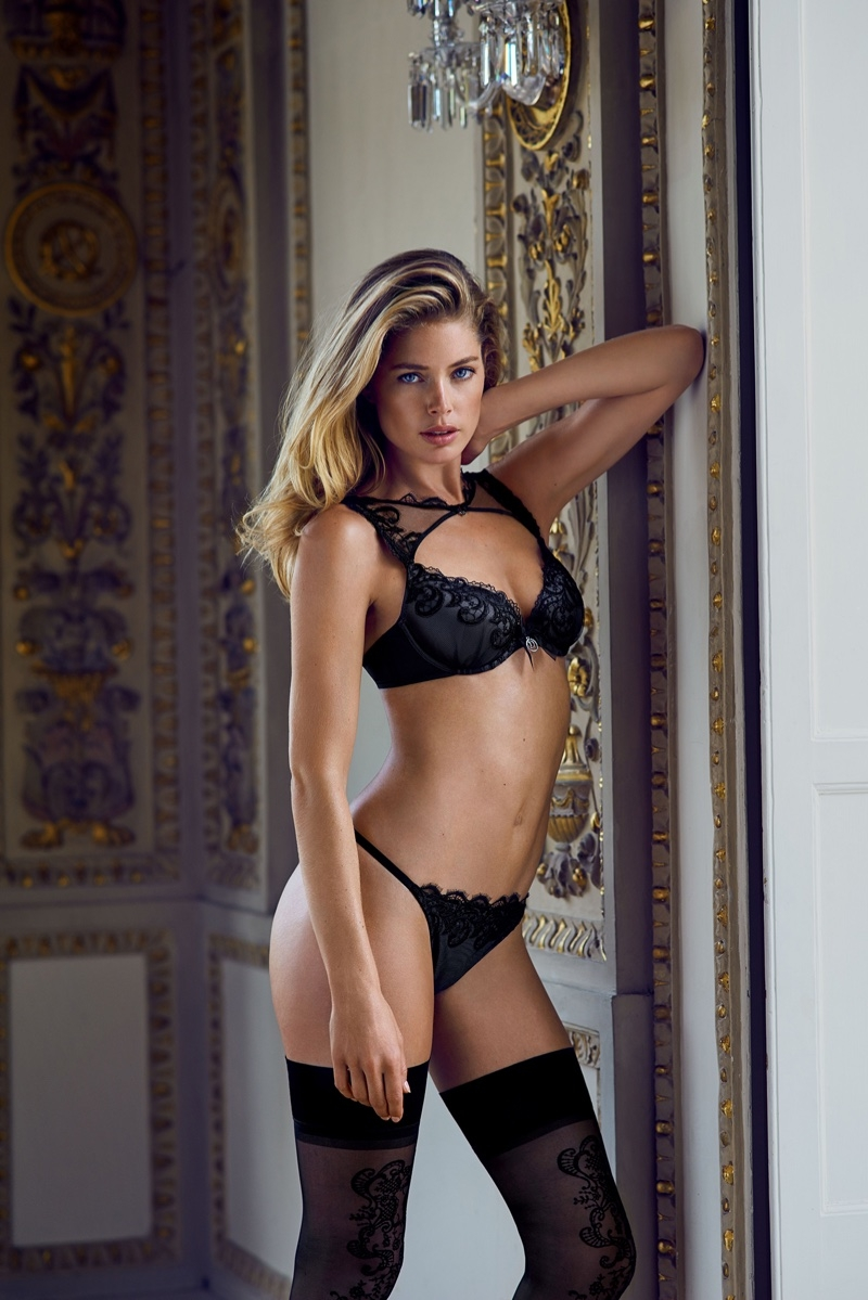 Doutzen Kroes is new Hunkemöller brand ambassador