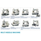 MULTI NEEDLE MACHINE