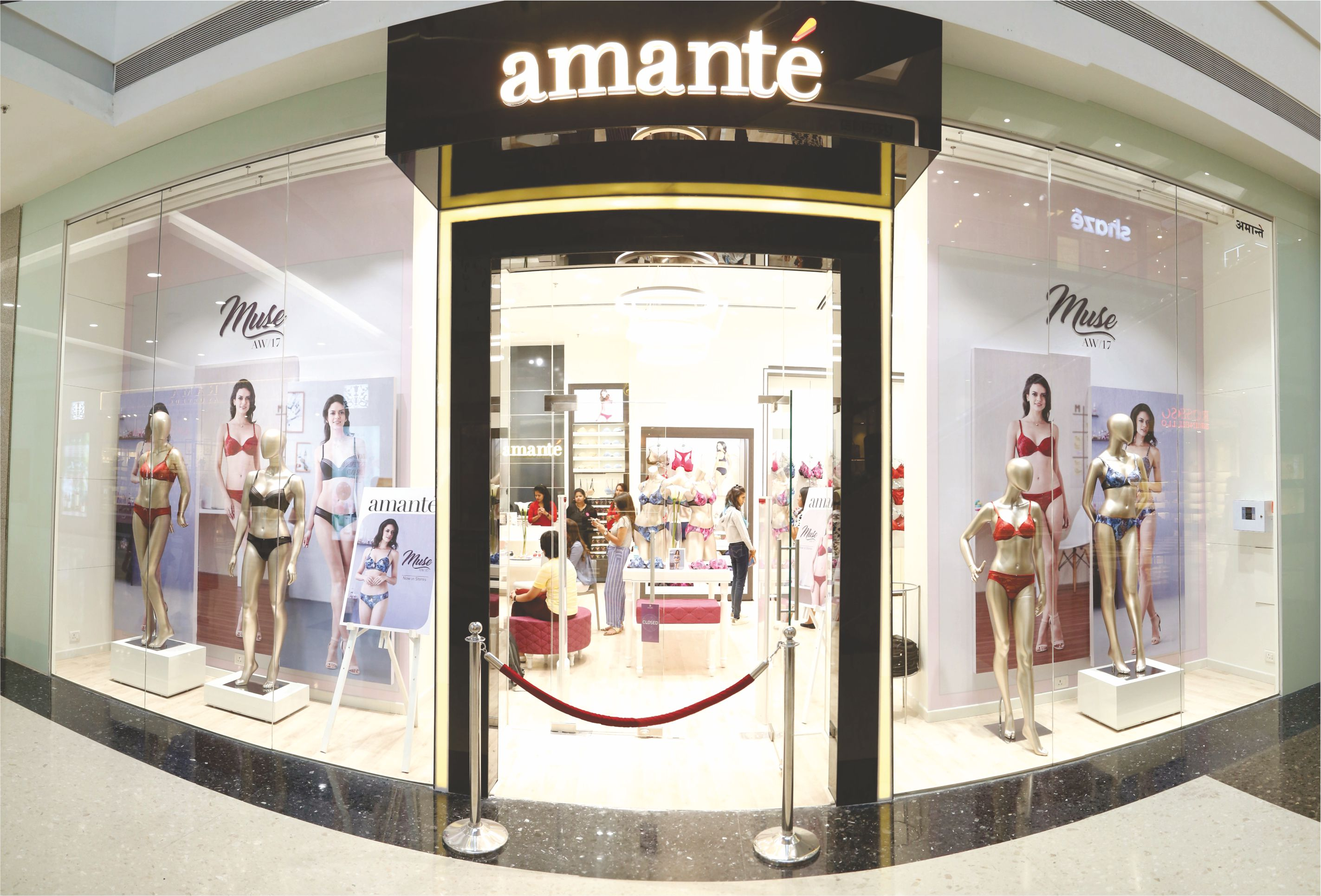 Amanté launches their first fully owned store at Grand Central Mall, Seawoods