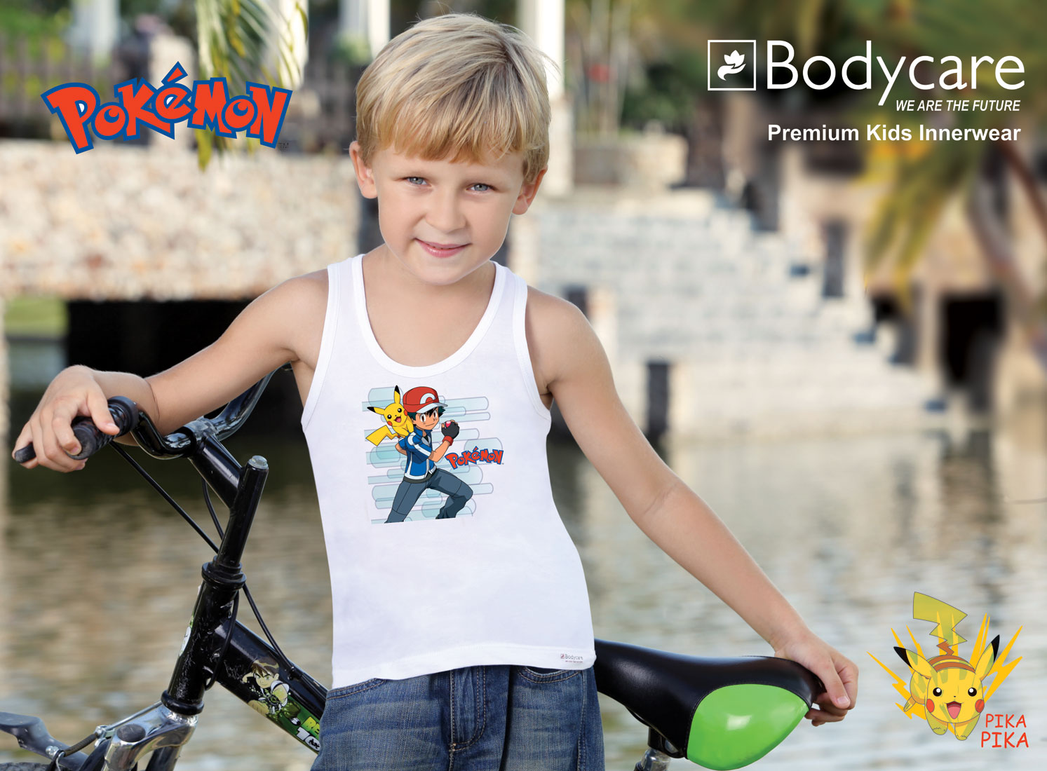 Kid's can now have fun with their favourite characters on clothes