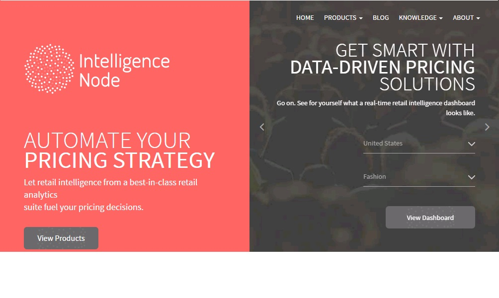 Lingerie Brand PrettySecrets to use Intelligence Node to Maximize its Online Competitiveness