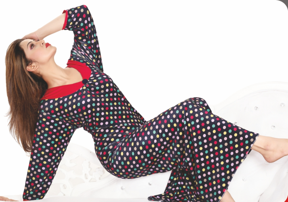 Touche' nightwear: Wear comfort in style this winter