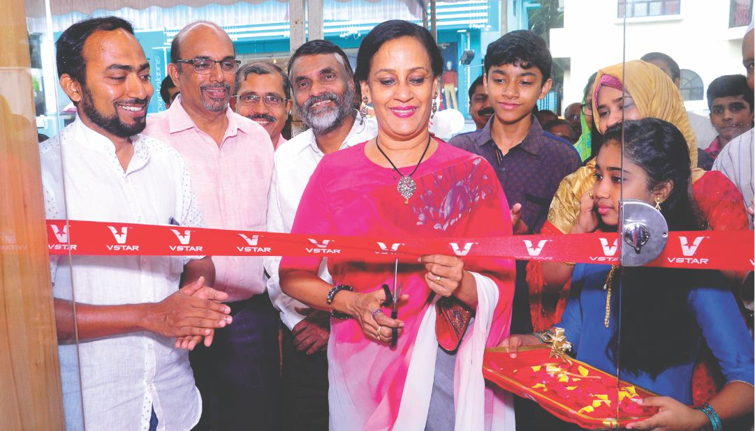 V-Star opens its latest EBO in Palakkad