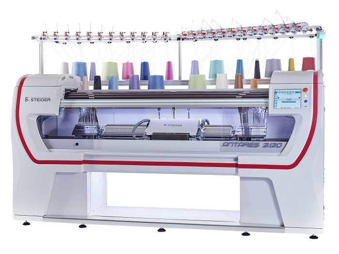 Steiger introduces innovative Stitch Lab | Steiger Machinery Equipment