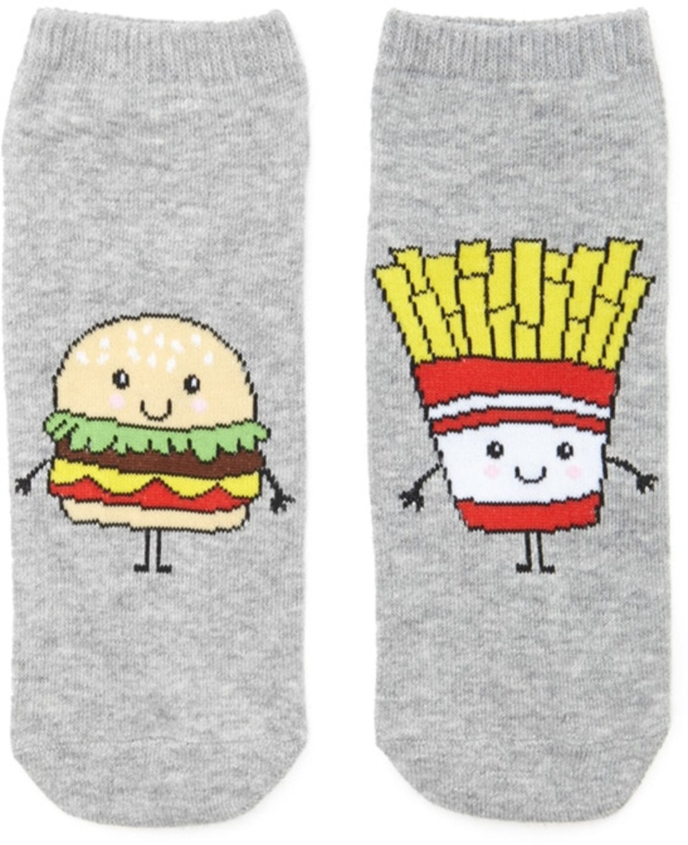 Food Socks at Forever 21