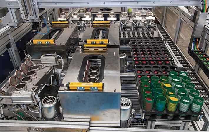 Technorama has a bouquet of latest innovation to support bulk production